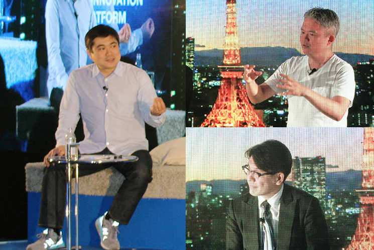 『THE NEW CONTEXT CONFERENCE 2016 TOKYO』第4セッション・『最前線』