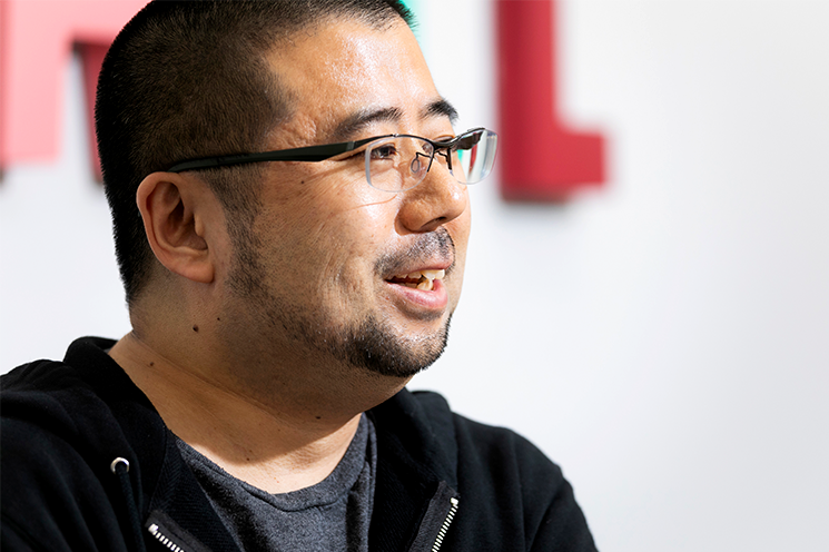 BASE株式会社 取締役CTO 藤川真一(えふしん)氏