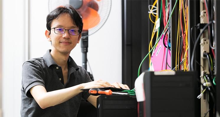 """【登大遊】「みんなすぐに諦め過ぎ」約2週間で『シン・テレワークシステム』を開発した天才プログラマーの""""粘り力"""""""