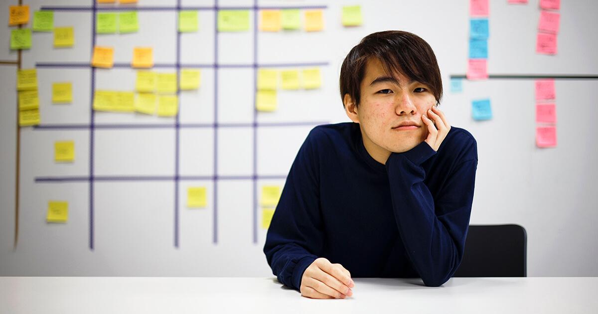 """早熟の天才プログラマー・山内奏人が""""生涯経営者""""でいることを選ぶワケ「僕はきっと、来世でも起業する」"""