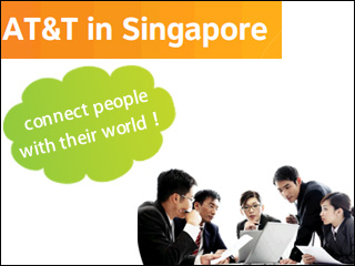 AT&T Worldwide Telecommunications Services Singapore Pte. Ltd