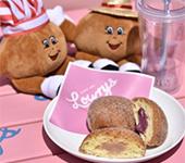 りゅうちぇるさんが1日店長を務めた『Leonard's Bakery × LOWRYS FARM』オリジナルコラボキッチンカー 日本初上陸!