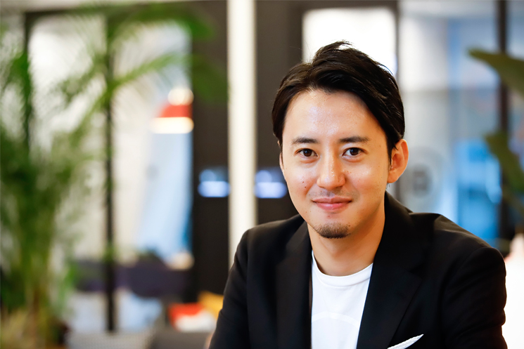 WeWork髙橋正巳さん