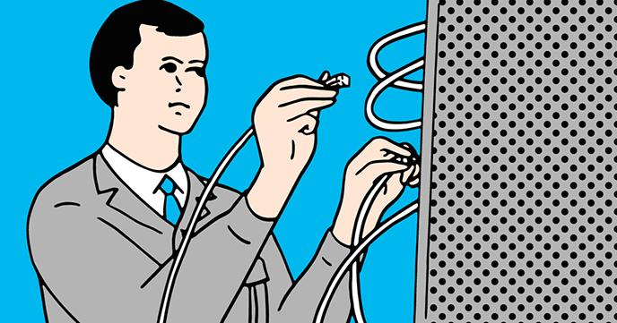 システムを支える縁の下の力持ち! ネットワークエンジニアの仕事内容や、やりがい、向いている人を徹底解説
