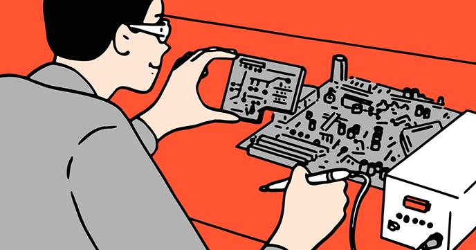 電子回路設計エンジニアの仕事内容、やりがい、未経験からなるには