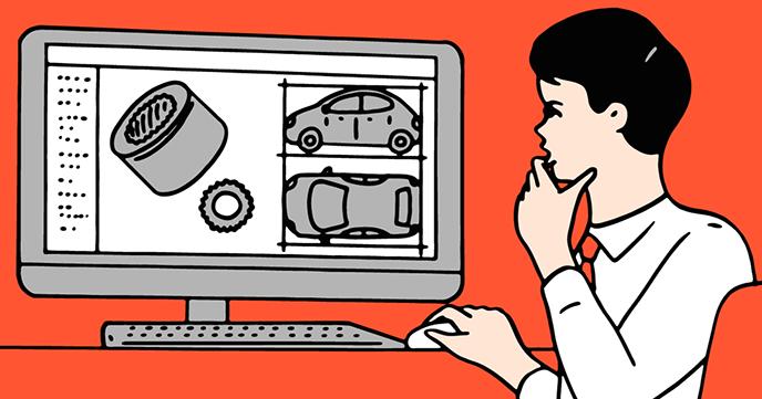 機械設計エンジニアの仕事内容、やりがい、未経験からなるには