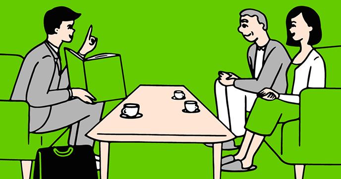 保険営業の仕事内容、やりがい、年収、向いている人を徹底解説