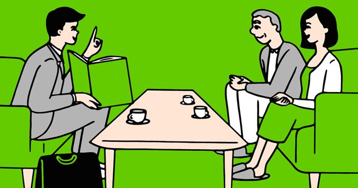 お客さま一人一人に合った「安心」を売る仕事! 保険営業の仕事内容、やりがい、向いている人を徹底解説!