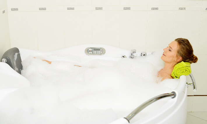 快眠のための入浴習慣