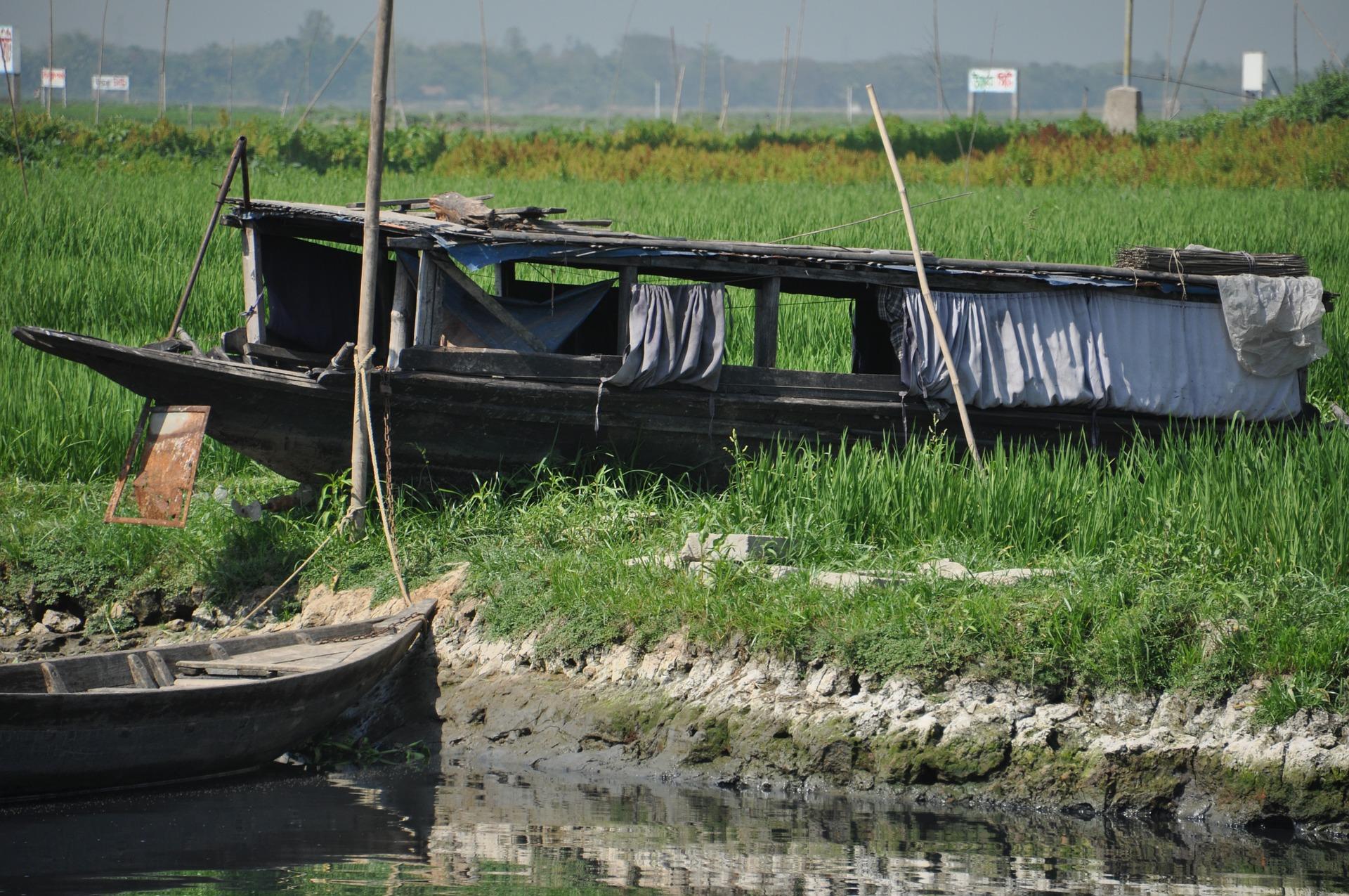 バングラデシュで見た光景