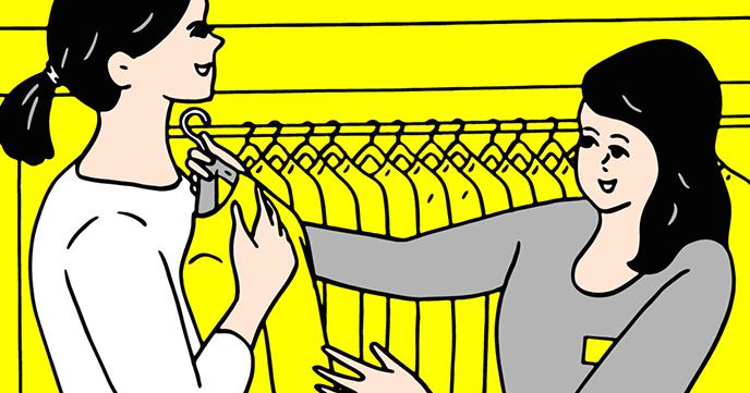 販売職の仕事内容、やりがい、未経験からなるには
