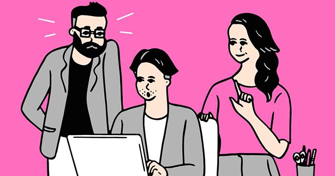 Webディレクター・Webプロデューサーの仕事内容ややりがい、向いている人を徹底解説