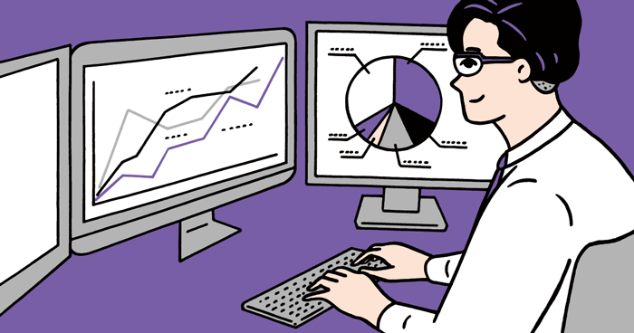 アクセス解析・データサイエンティストの仕事内容、やりがい、向いている人、未経験からなるには?