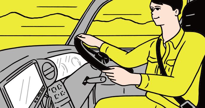 トラックドライバー(配送業)の仕事内容、やりがい、向いている人、未経験からなるには?
