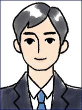 履歴書の写真(男性OK例)