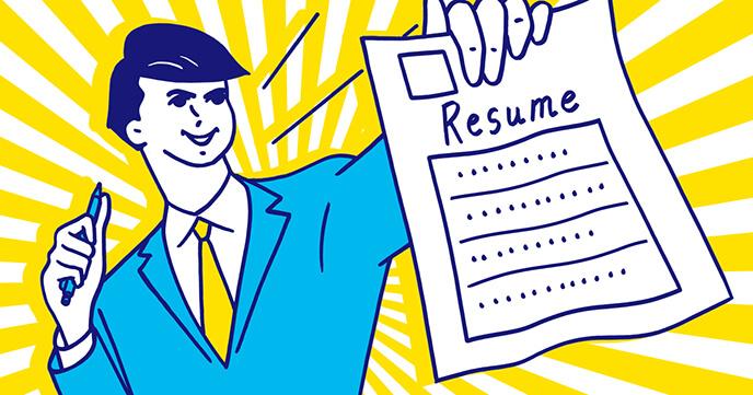 営業企画の職務経歴書サンプルと書き方のポイント