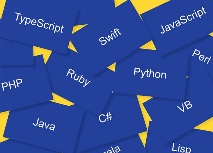 2021年に学んでみたいプログラミング言語は?